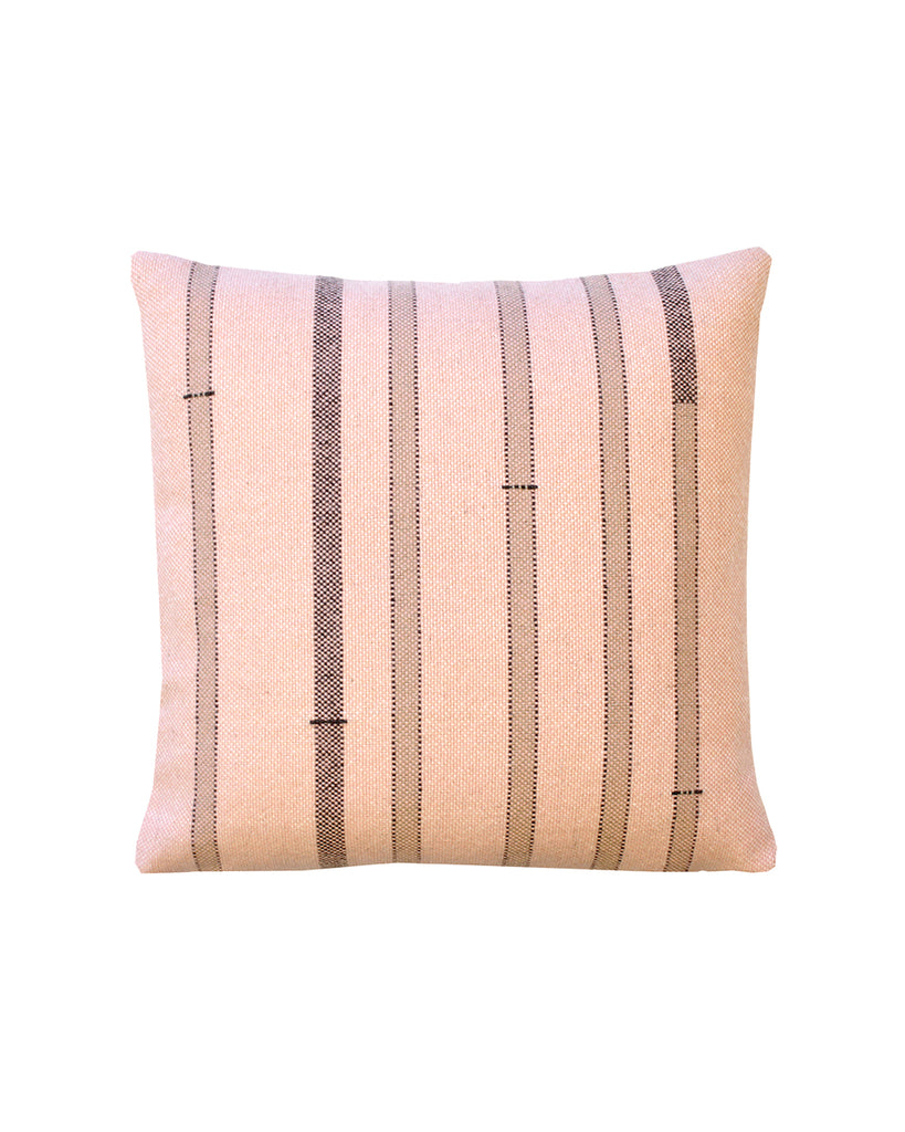 Pea Sticks (Phormium Light) Cushion Cover