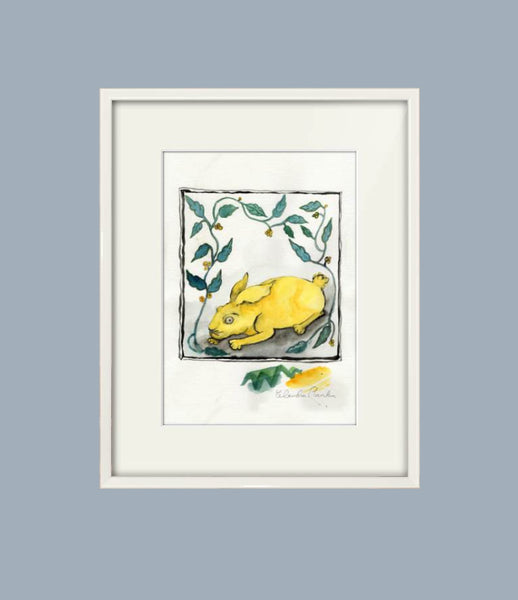 Study For Tile Yellow Rabbit The Shop Floor Project