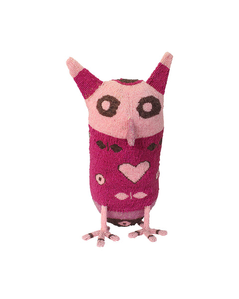Animal No.6: Very Large Owl (Hearts)