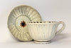 Fluted Cup and Saucer No. 1