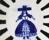 Delft Woman PLATE No24
