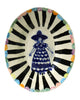Delft Woman Large Platter No. 3 - Miss Honey