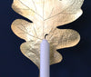 Leaf Mantle Sconce - OAK
