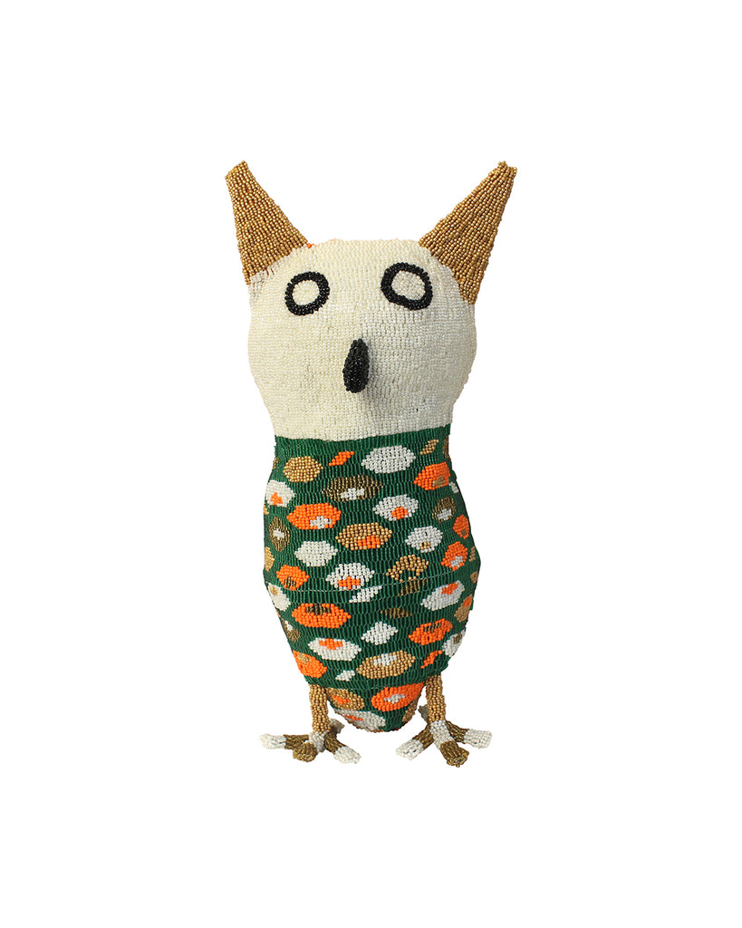 Animal No.4: Very Large Owl (Orange Spotted)