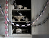 Paper Chain Garland Kit: Moon & Star (Plaster & Midnight Blue)