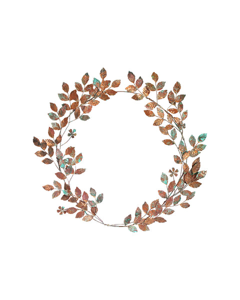 Hedgerow Wreath: No. 5 New Leaves