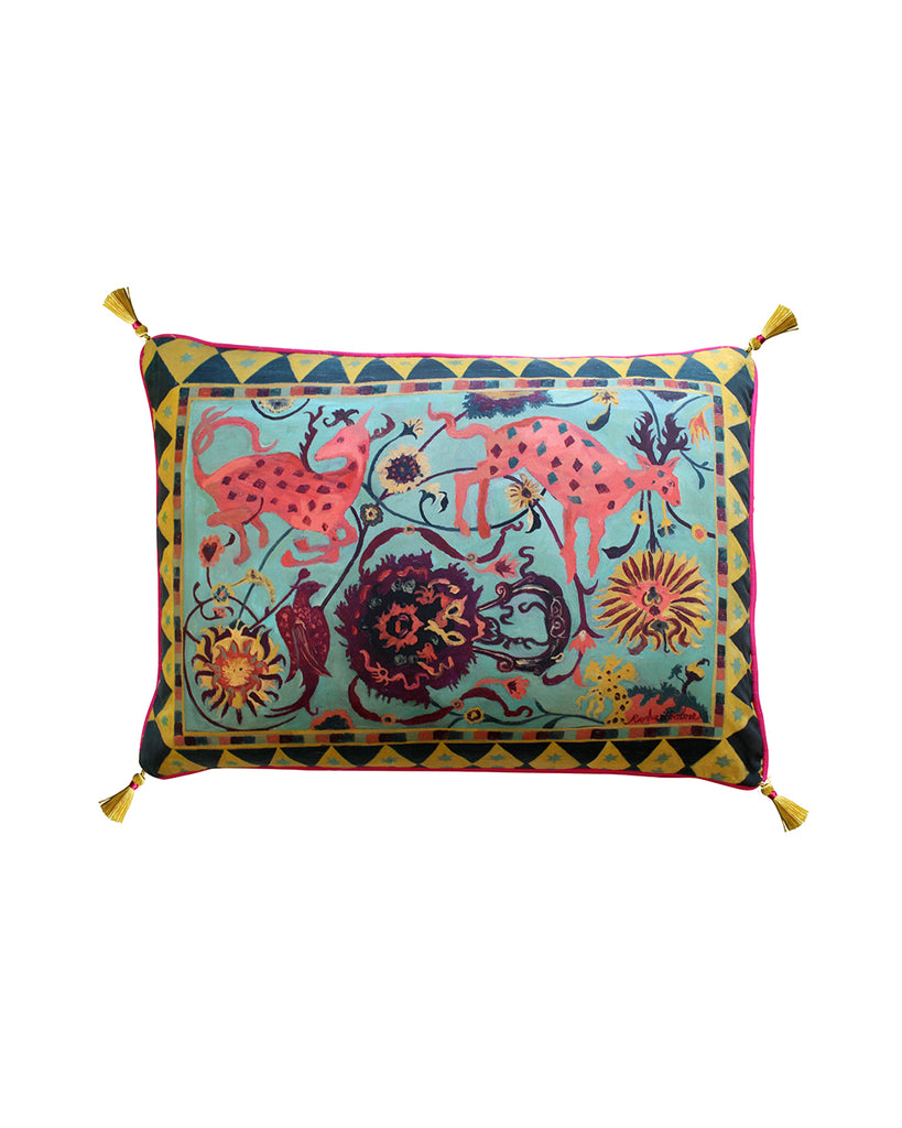 Fawns Cushion Cover
