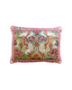Lions & Birds Cushion Cover