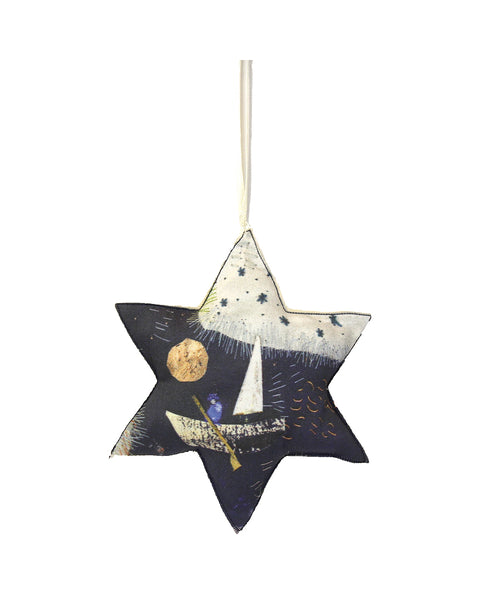 Fabric Star Kit: The NIGHT CROSSING