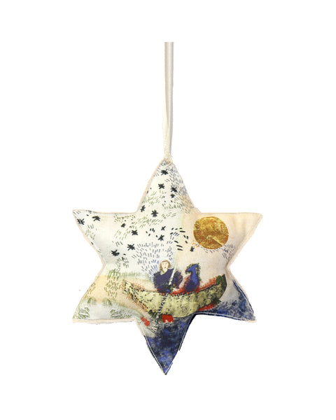 Fabric Star Kit: The Snow Storm