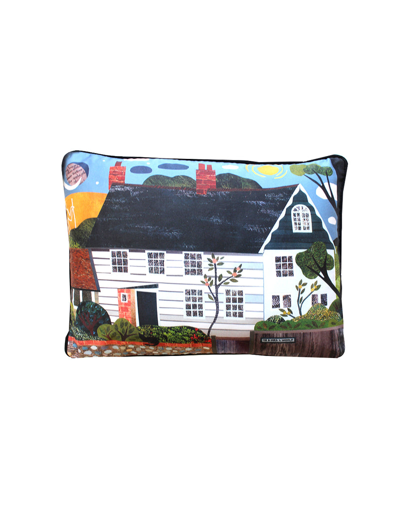 Monk's House - Cushion Cover