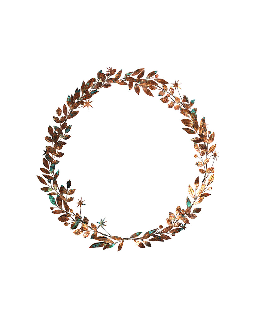 Hedgerow Wreath: No.1 - Stars & Berries