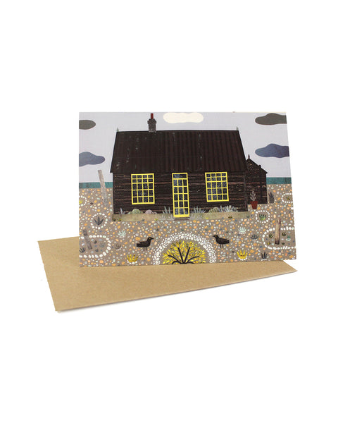 GREETINGS CARD PROSPECT COTTAGE