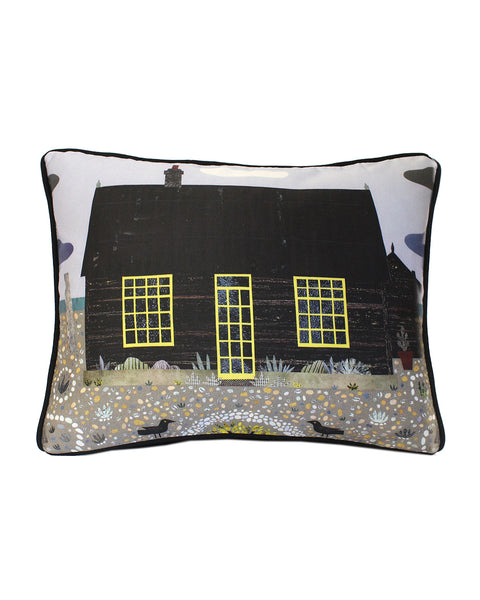 Derek Jarman's Prospect Cottage - cushion cover