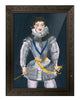 Large Painted Portrait - Earl of Essex