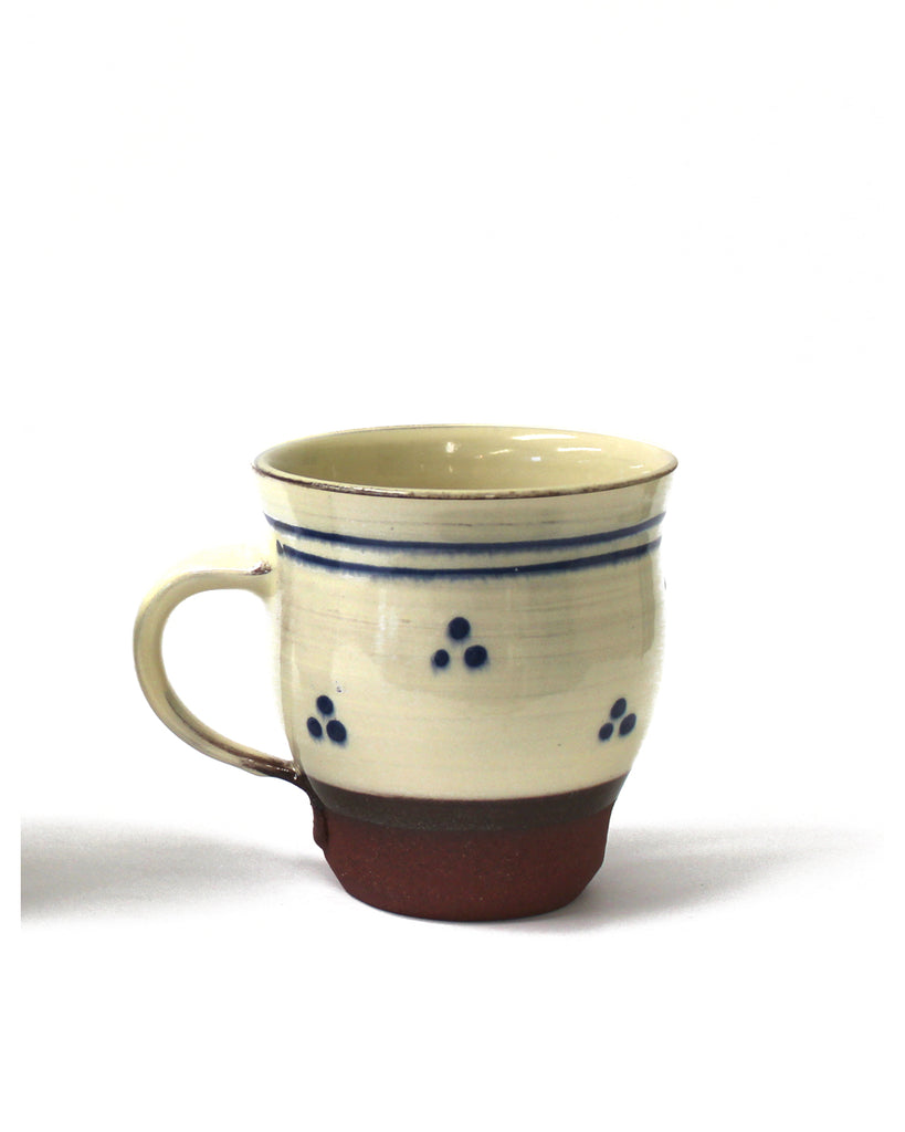Coffee Cup | Blue & White