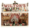 Wilton's Music Hall Diorama pop-up.