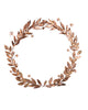 Hedgerow Wreath: WINTER LEAVES