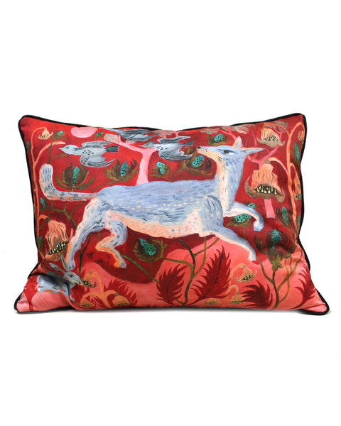 Large Cushion: The Wolf