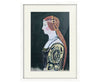 Original Painting - Elizabeth Wyckes or Cromwell's wife (Framed)