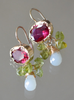 BAROQUE Birds Eye earring