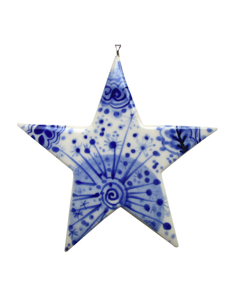 DELFT Decoration North Star – THE SHOP FLOOR PROJECT