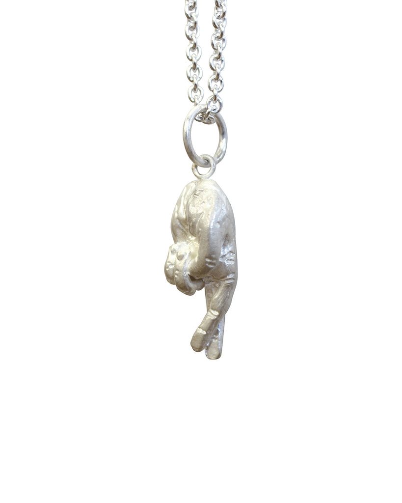 Talisman - Wishful Thinking Necklace (silver)