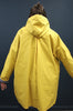Fisherman's Coat | Mustard Yellow
