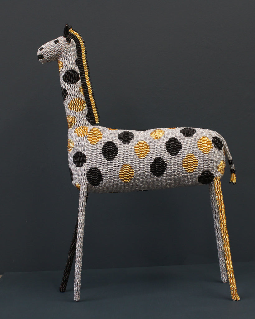 Animal No8: Spotted Giraffe