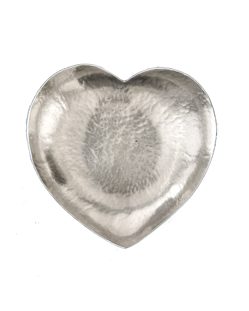 Heart Bowl (Pewter)