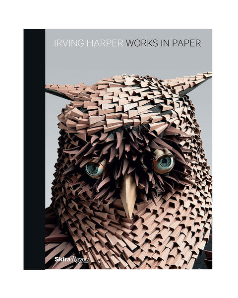 Book: Irving Harper | Works in Paper