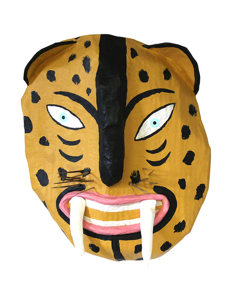 Mask: Leopard (Large)