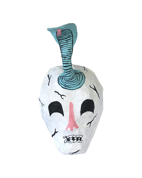 Mask: SKELETON SNAKE