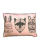 ANIMAL MASK Plaster Pink