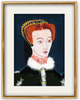 Painted Portrait - Bess of Hardwick