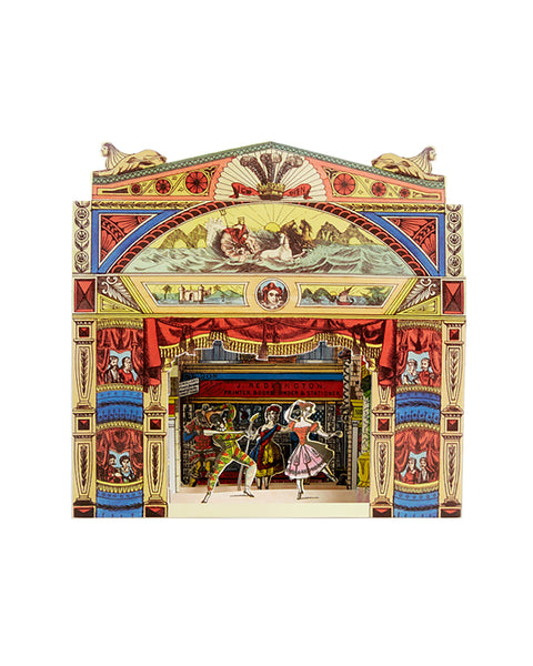 Toy Theatre Kit: Pollocks