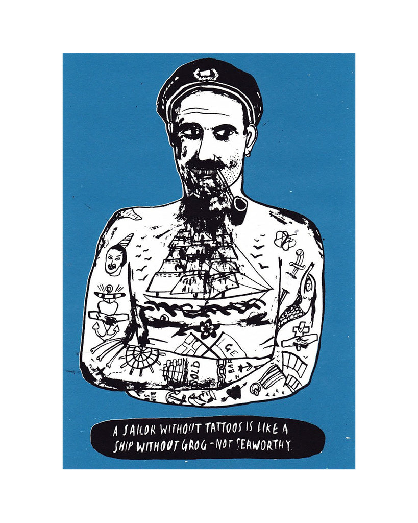 ALICE PATTULLO - Tattoo Sailor