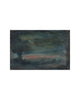 Denise Allan: Watercolour:  Storm at Dusk No1