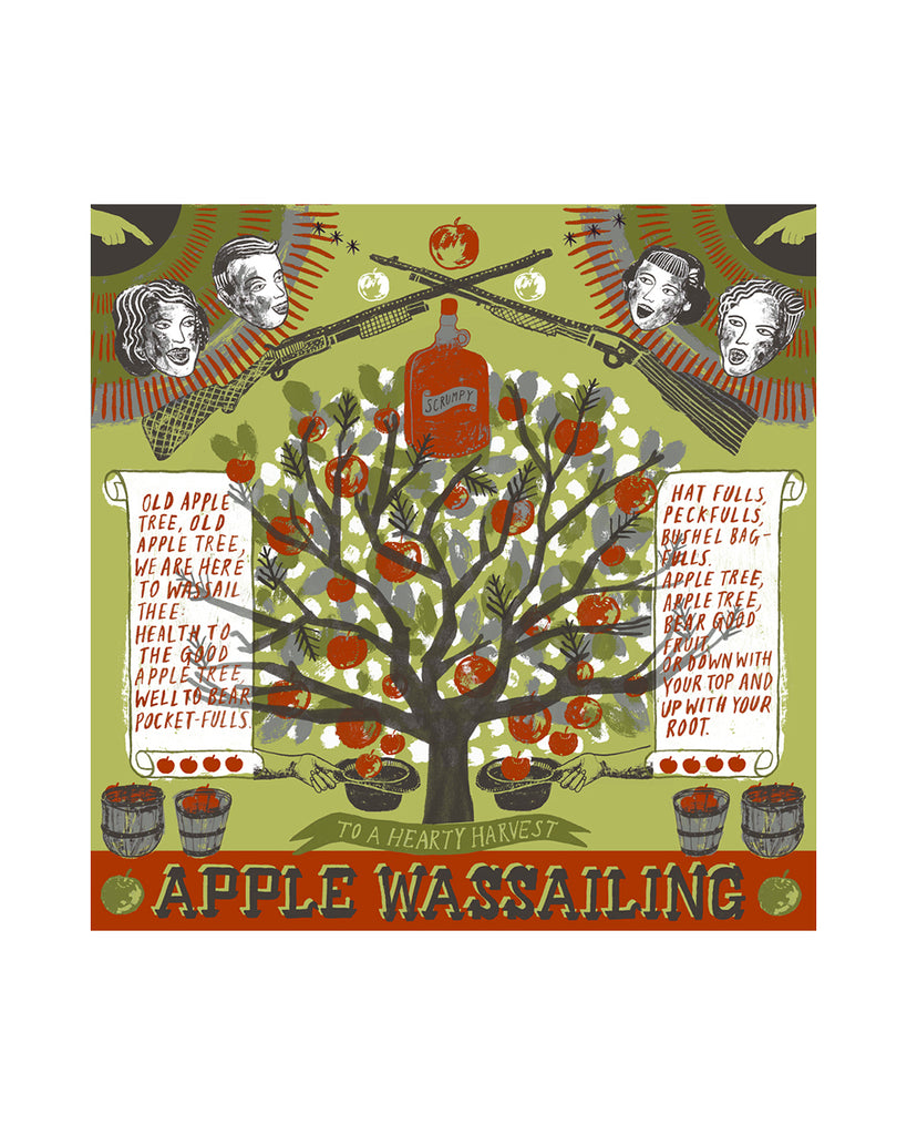 ALICE PATTULLO - Wassailing