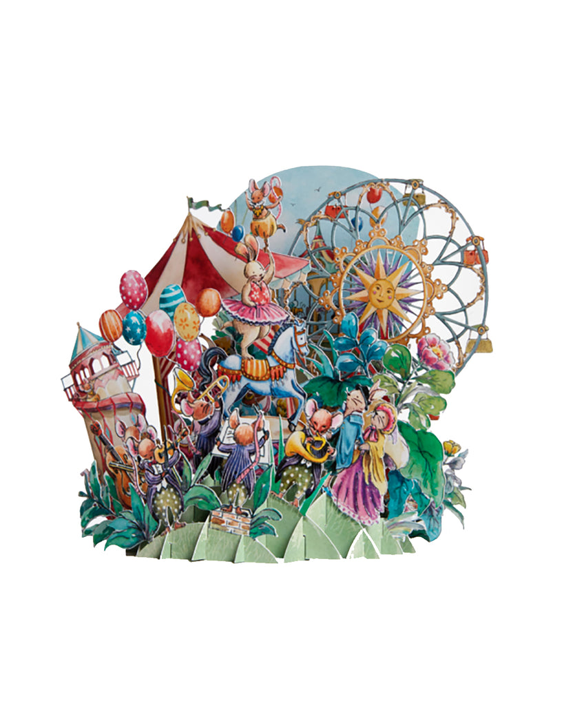 Woodland Fairground Pop-Up