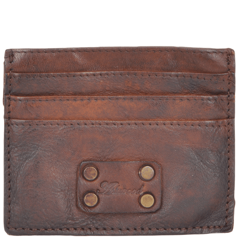 Vintage Leather Card Holder