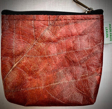 Jungley leaf purse