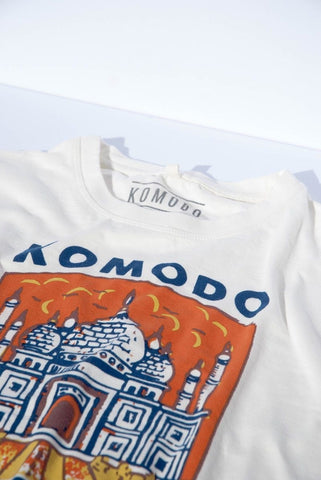 Komodo T-Shirt Super Chai