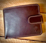 Leather Men's RFID Notecase