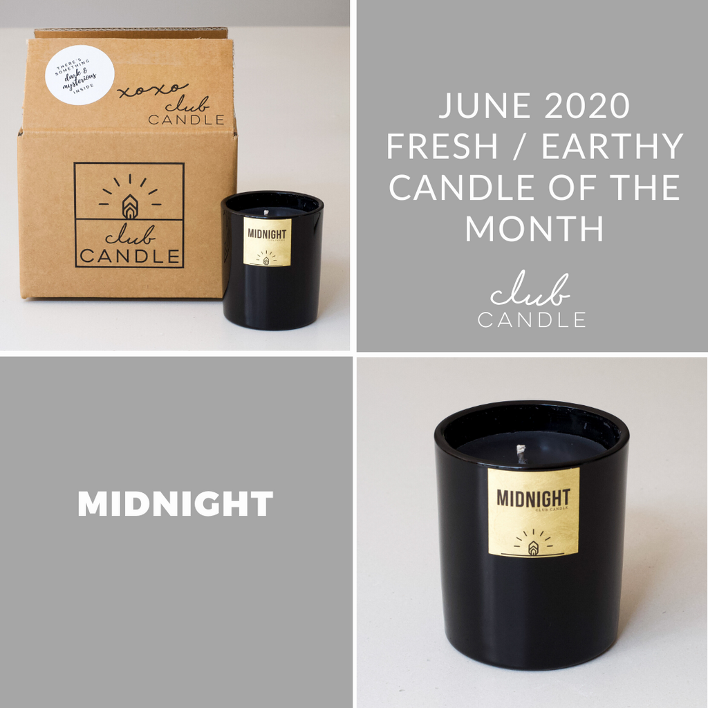 Sweet and Fruity Candle of the Month - April 2018