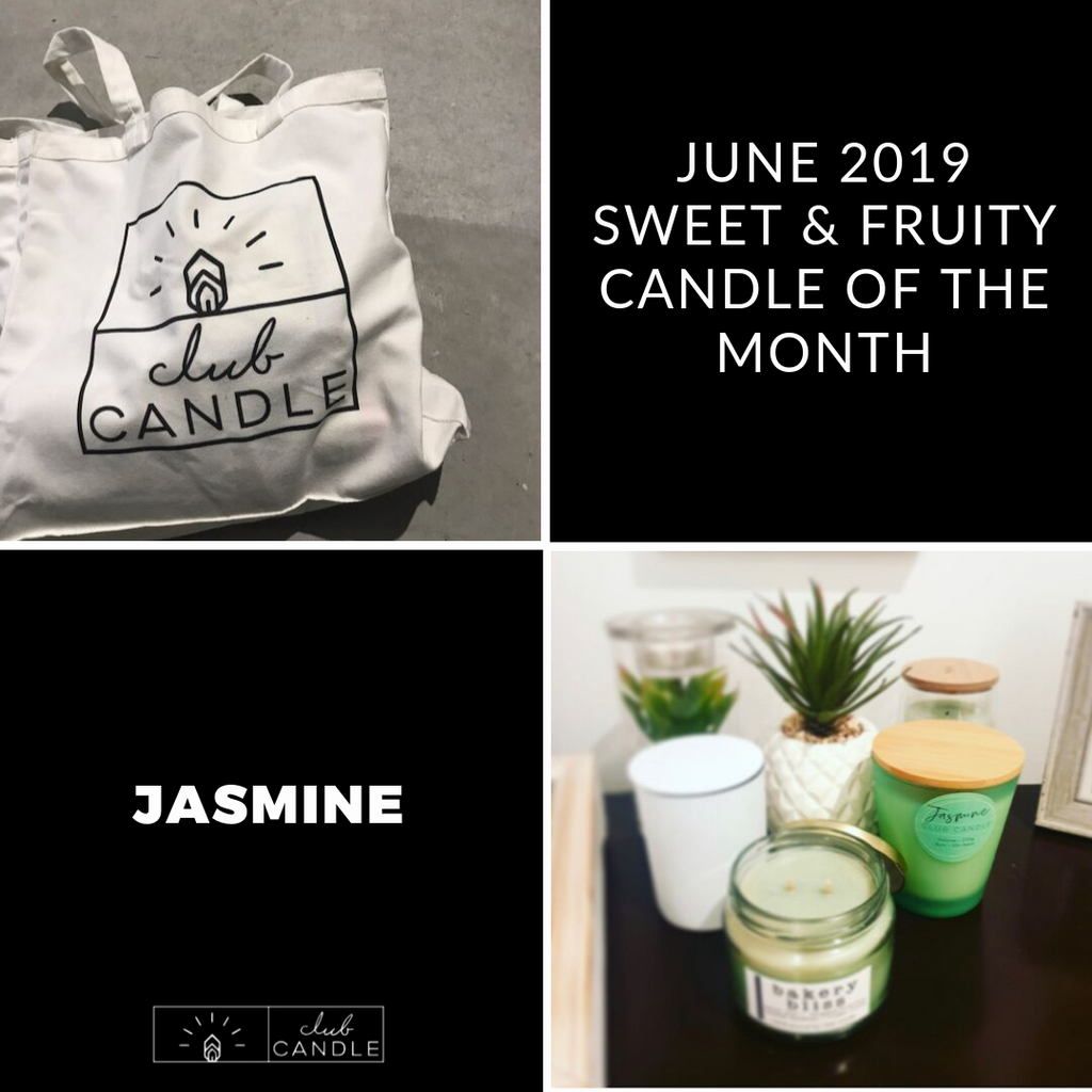 Candle of the Month – Jasmine