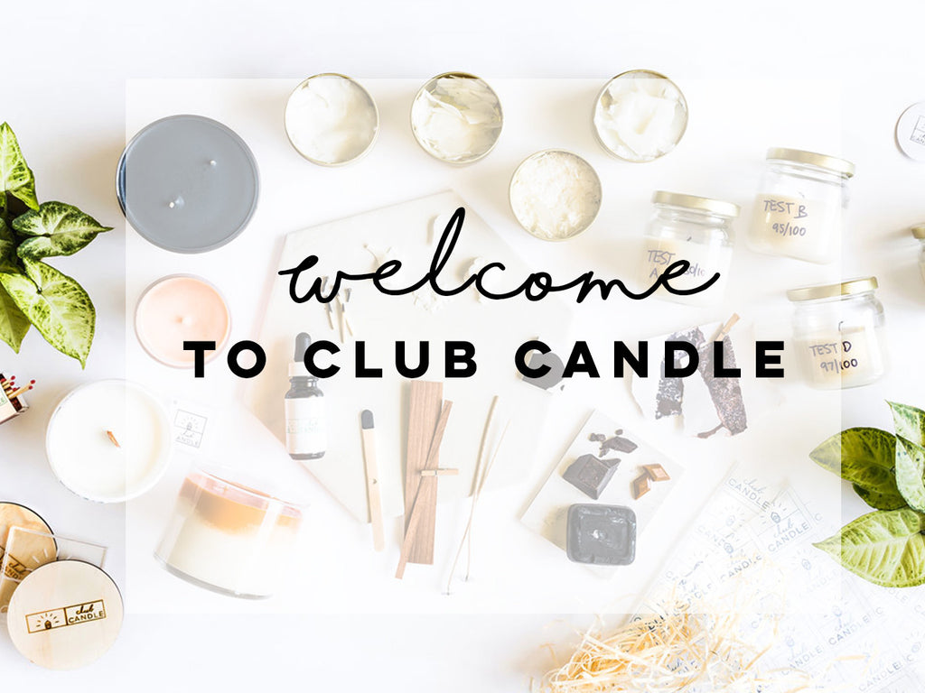 Welcome to Club Candle