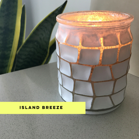 ISLAND BREEZE CANDLE OF THE MONTH - SEPTEMBER 2017