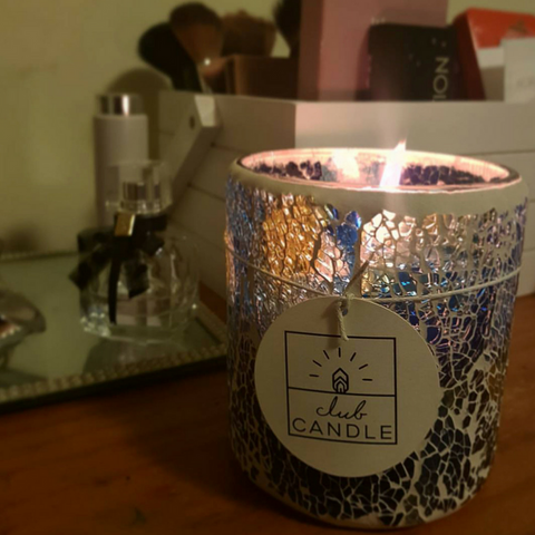 Zesty club candle of the month