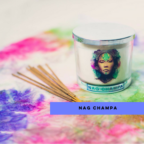 FRESH AND EARTHY CANDLE OF THE MONTH - JUNE 2017